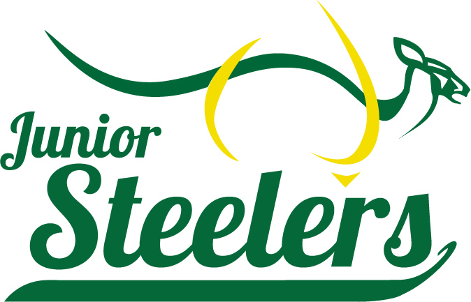 Junior Steelers World Championship Team Logo